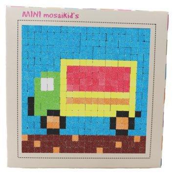 ערכה ליצירת תמונת פסיפס - Mini Mosaikid's - משאית