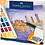 Thumbnail: סט צבעי מים 48 גוונים מותאם לדרכים