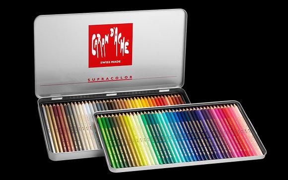 סט עפרונות אקוורל 80 יח׳ סופט