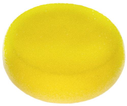 """ספוג צהוב עגול קוטר 7 ס""""מ"""