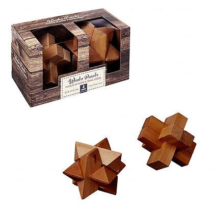משחק מחשבה מעץ מהודר