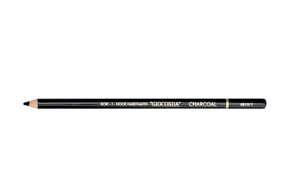 עפרונות פחם שחור רך 12 יח׳