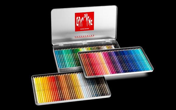 סט עפרונות אקוורל 120 יח׳ סופט