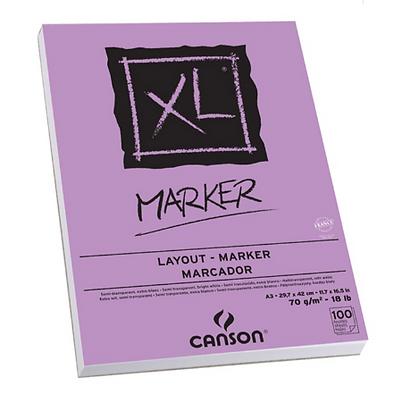 Canson XL מרקר A3