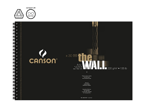 """Canson """"The Wall"""""""
