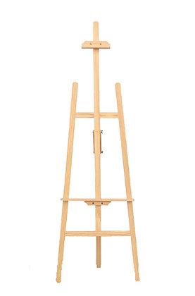 כן ציור מסילה עץ אורן