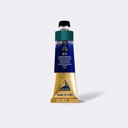431 - Phthalocyanine Turquoise