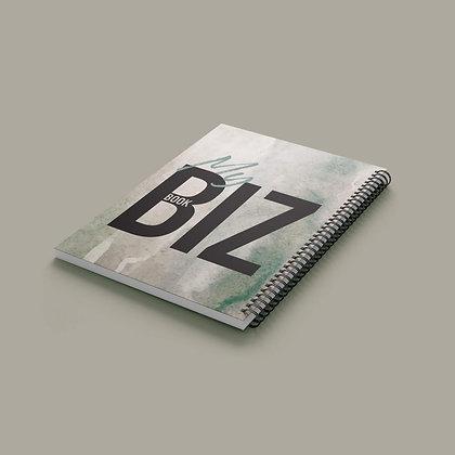 JUST WRITE - מחברת BIZ