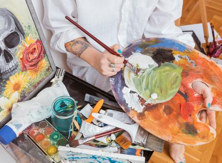 5 טיפים מנצחים לציור בצבעי שמן (שישדרגו לכם את הסגנון)