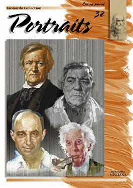 חוברות הדרכה לצייר מסדרת לאונרדו 32-44