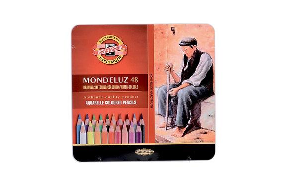 סט עפרונות אקוורל 48 יח׳