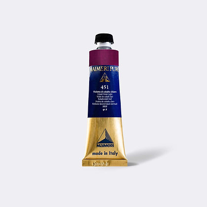 451 - Cobalt Violet Light