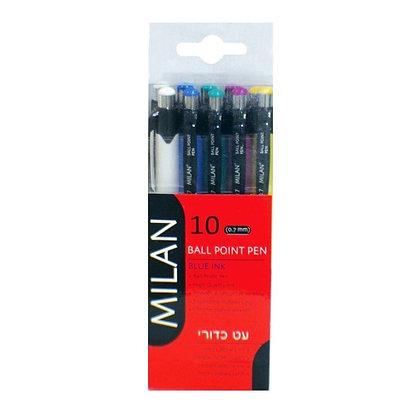 מארז 12 עטים כדוריים