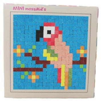 ערכה ליצירת תמונת פסיפס - Mini Mosaikid's - תוכי