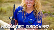 Meet Miss Fort Discovery at Lynnwood Gun on Oct. 4