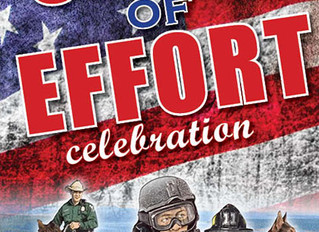 You're invited to the Unity of Effort celebration - Saturday, Aug 23