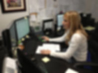 answering service dispatcher