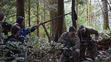 SOG shoots commercial at Fort Discovery