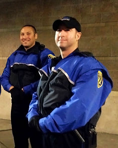 Armed security guards in Seattle, WA