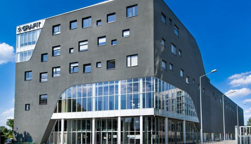 Budynek biurowy Grafit
