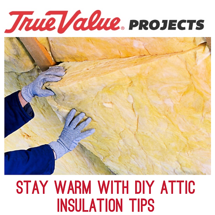 Stay Warm with DIY Attic Insulation Tips