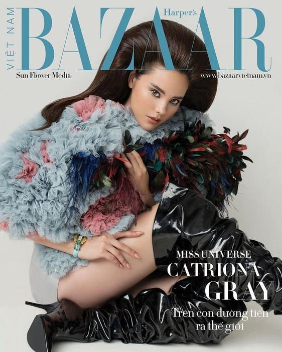 Harpers Bazaar Vietnam December Cover