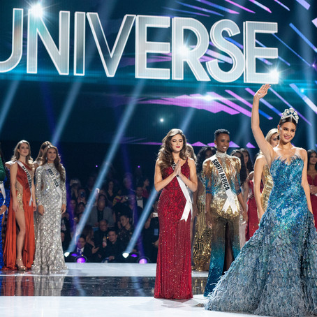 Final Walk of Miss Universe 2018