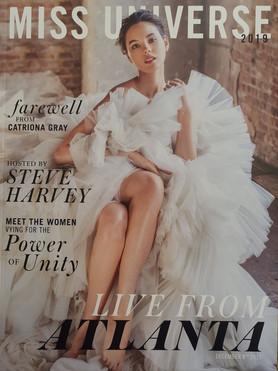 Miss Universe Program Book