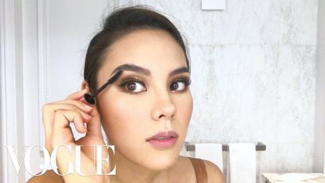 Catriona for VOGUE Beauty Secrets