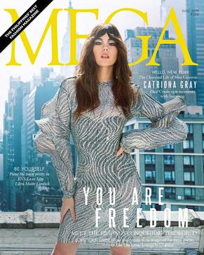 MEGA-June-2019-Print-Cover-Catriona-Gray