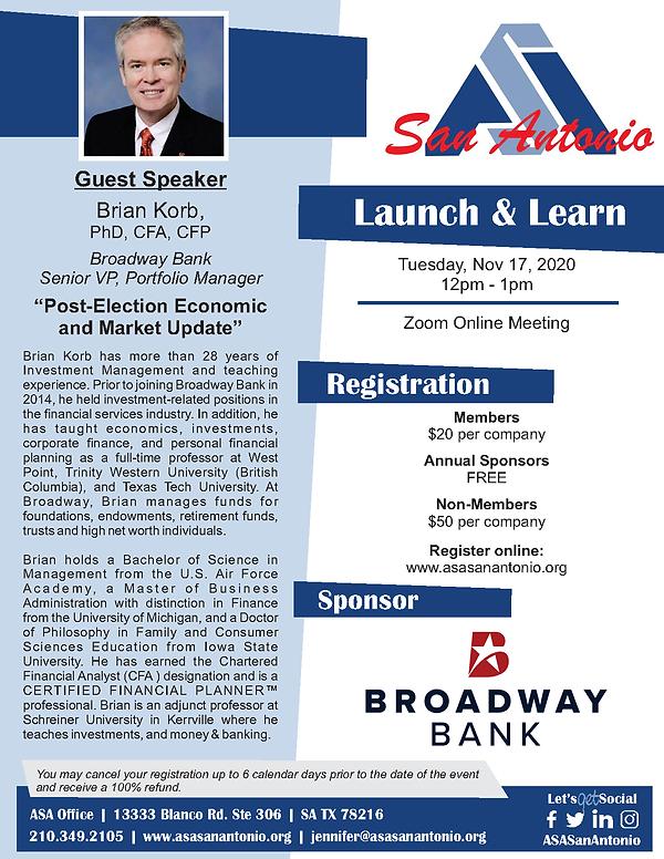 Launch Learn - Economic Update 11-2020.p