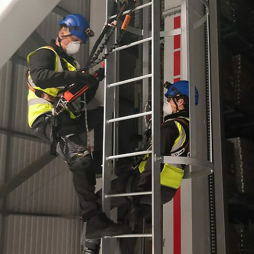 Emergency First Aid at Height (inc. Level 3 EFAW)