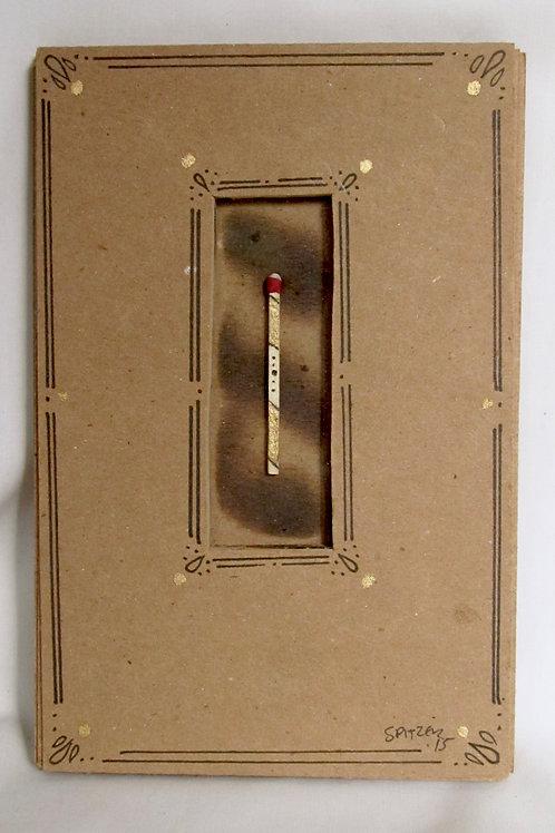 4x6 matchstick original