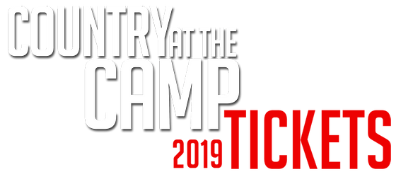 Country at the Camp 2019 Tickets