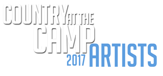 2017 Artists | Country at the Camp