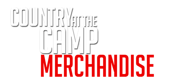 Country at the Camp 2019 Merchandise