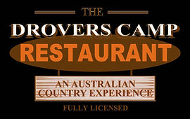 Country at the Camp | Drovers Camp Restaurant