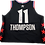 Thumbnail: Authentic Klay Thompson  Autographed All-Star Jersey Raffle