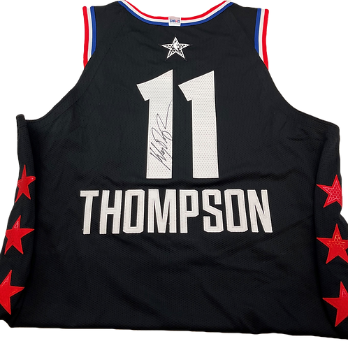 Authentic Klay Thompson  Autographed All-Star Jersey Raffle