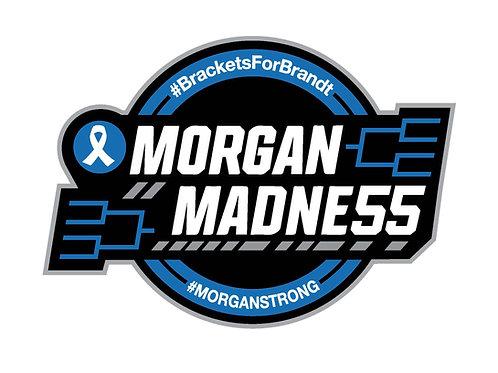 Buckets for Brandt: Morgan MADNE55 Bracket Challenge Entry