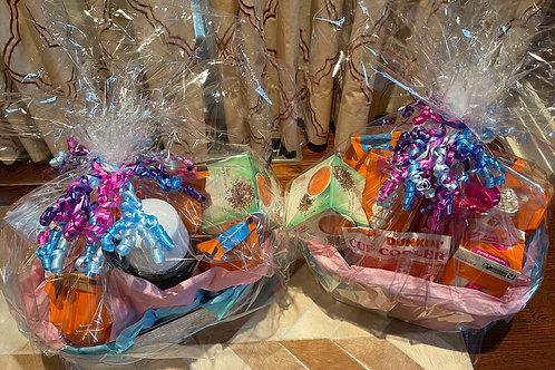 Dunkin' Donuts Gift Baskets Raffle