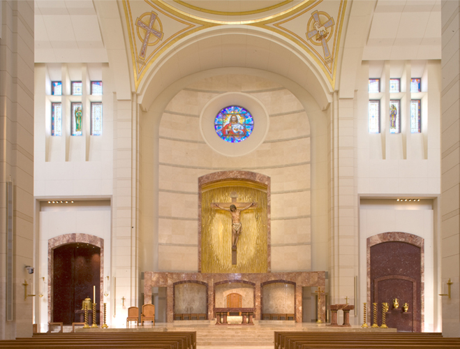 Co-Cathedral of the Sacred Heart1