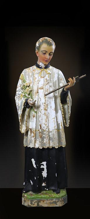 Statue - St. Aloysius Gonzaga