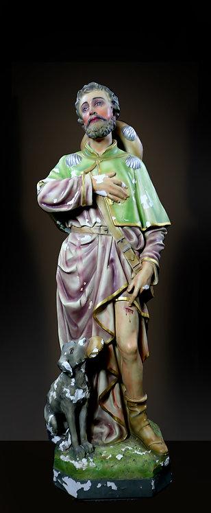 Statue - St. Rocco