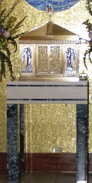 Tabernacle Throne - Marble