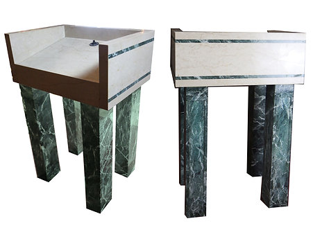 Ambo with Bookrest - Marble