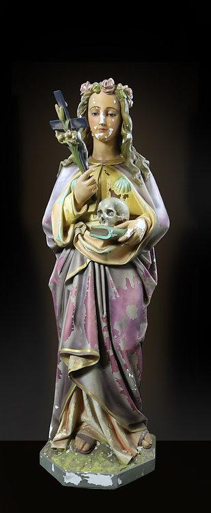 Statue - St. Agatha