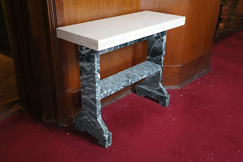Credence Tables - Marble