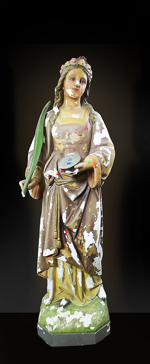 Statue - St. Lucy