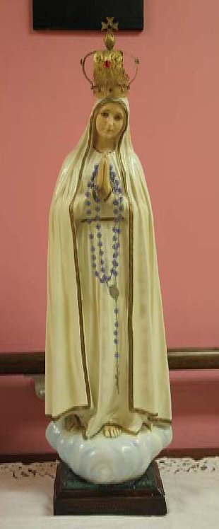 Statue - Our Lady of Fatima